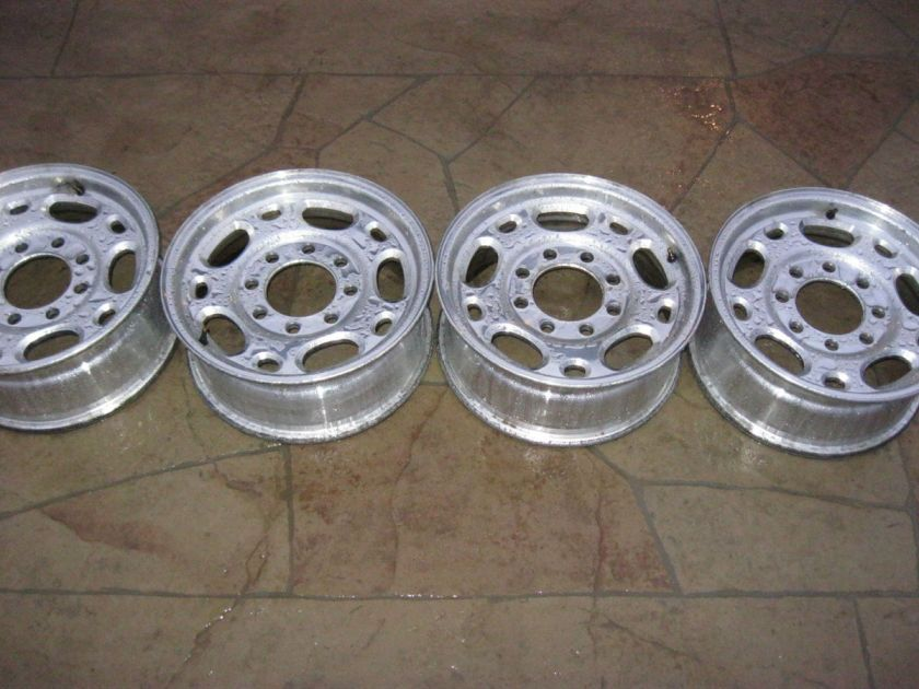 OEM Duramax Wheels Chevy Silverado 2500HD GM Rims 4x4 HD GMC Diesel LT